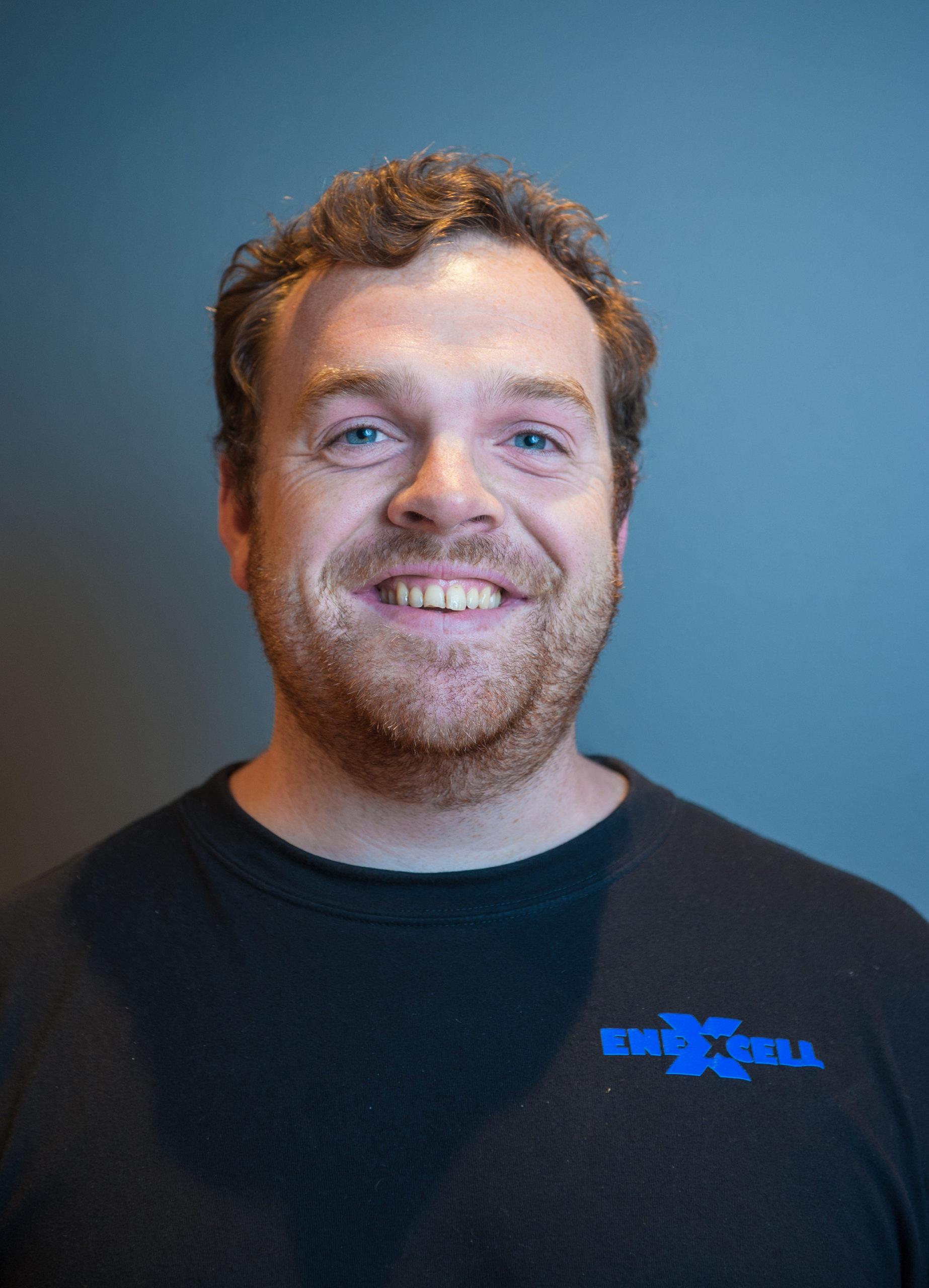 Jørgen Birkeland daglig leder
