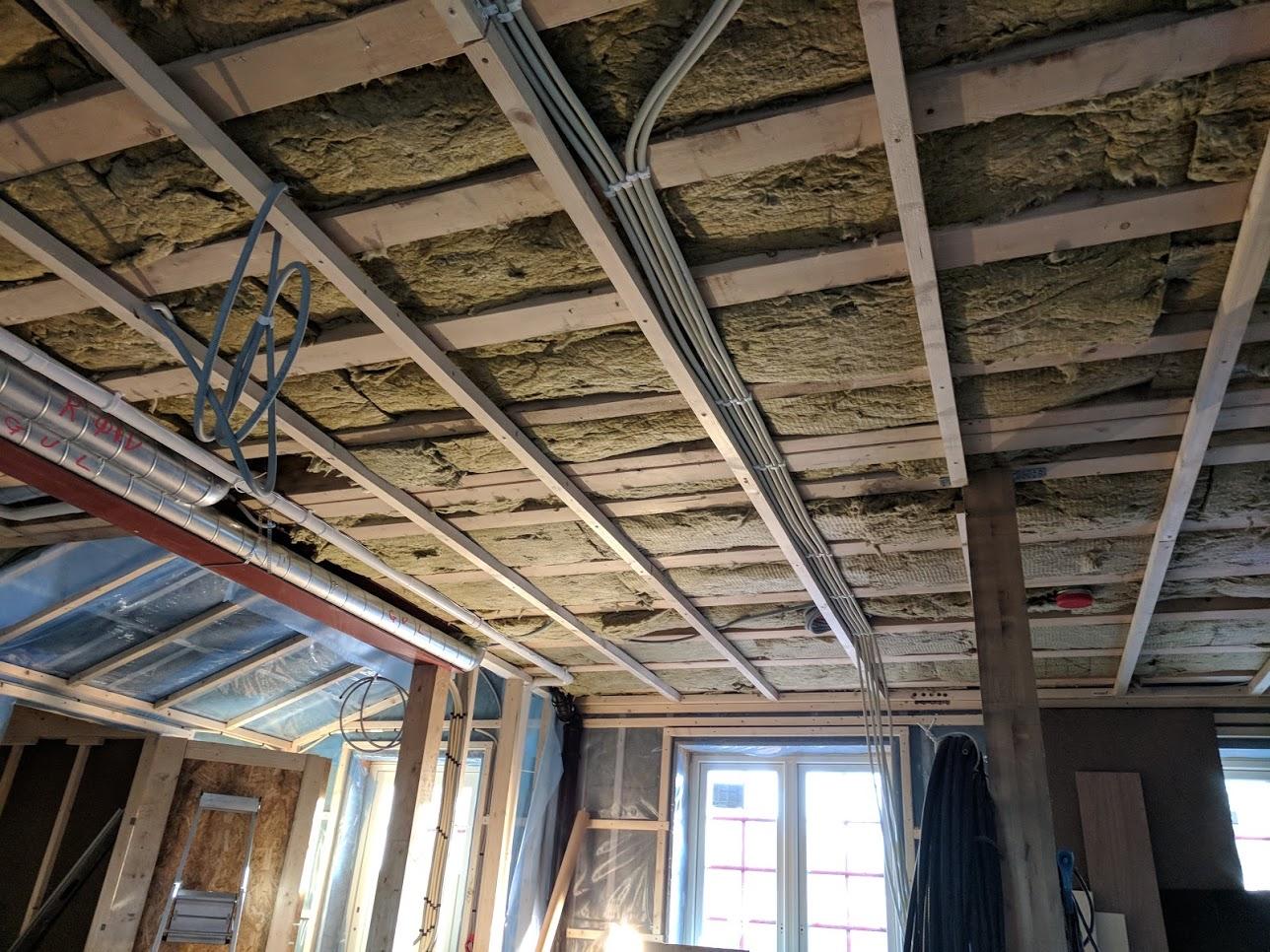 Installasjon Rehabilitering VillaSole Tunstua 4