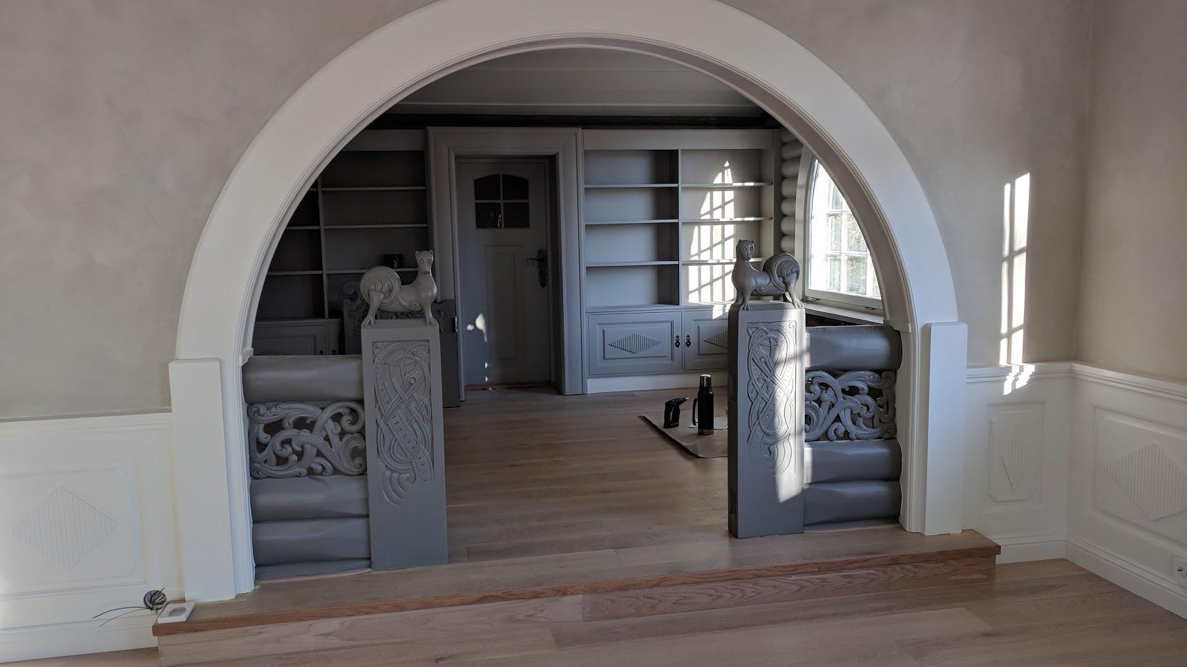 Referanse Installasjon VillaSole Monterer nytt 22