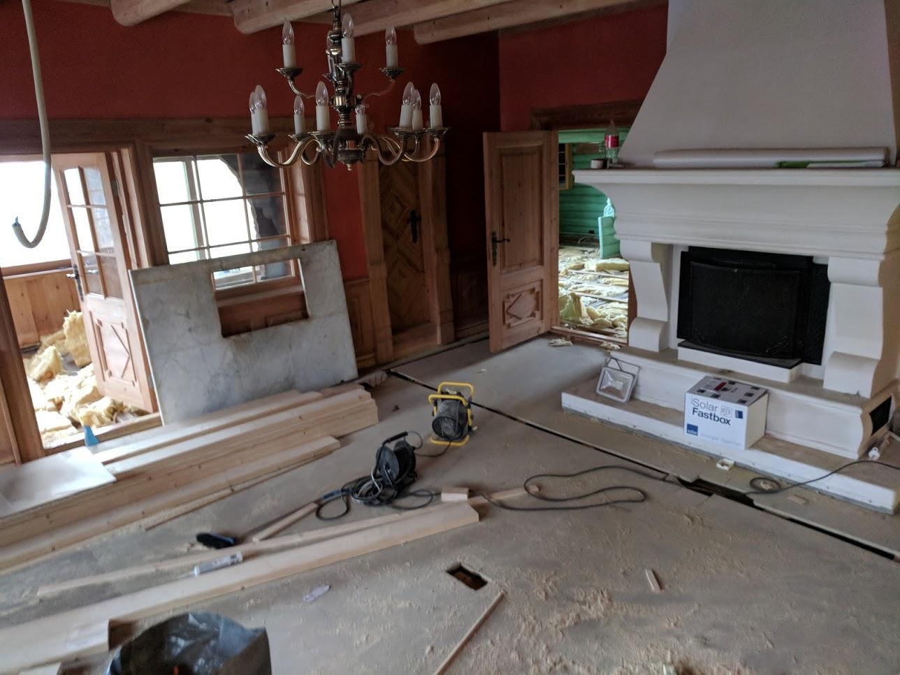 Referanse Installasjon VillaSole monterer nytt 2